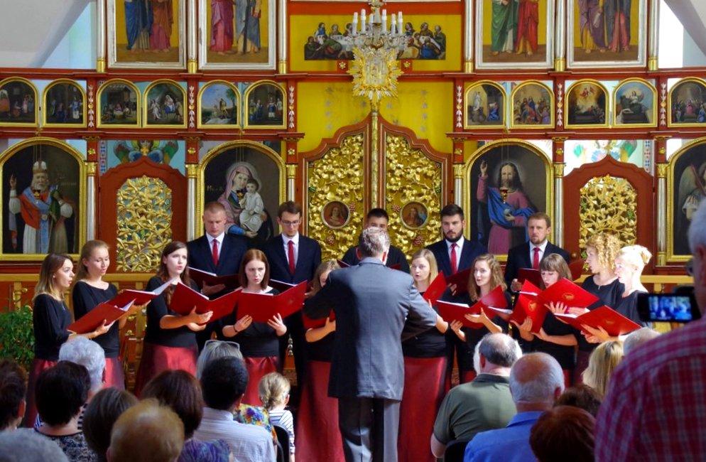 VI Festiwal Chórów Cerkiewnych w Krynicy-Zdroju
