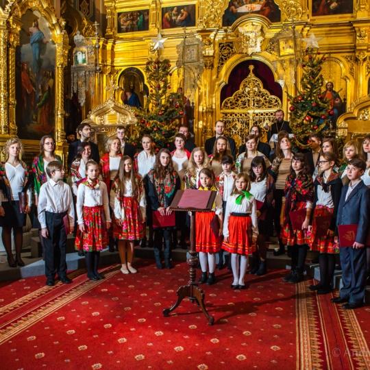 Katedralny Chór Młodzieżowy parafii pw. św. Marii Magdaleny  w Warszawie