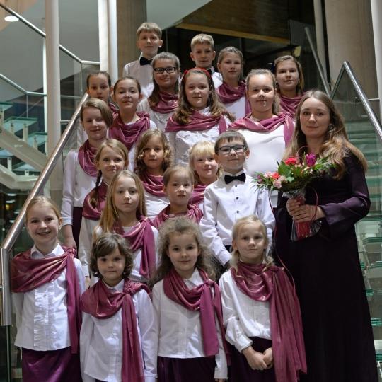 Dziecięcy Chór Parafii Św. Proroka Eliasza w Białymstoku