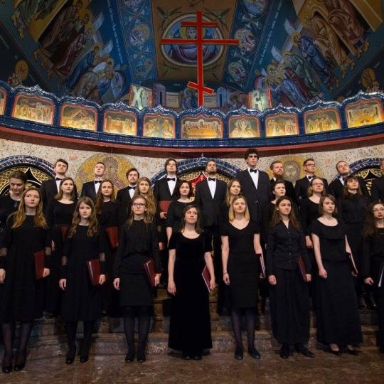 Zespół Wokalny muzyka.cerkiew.pl